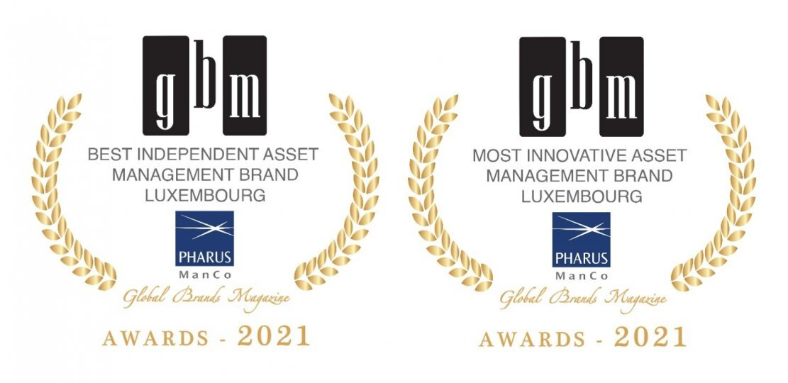 Pharus Management Lux SA premiata da Global Brands Magazine